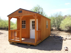 Incroyable Tiny House Tucson Arizona; Portable Cabin Tucson Arizona ...