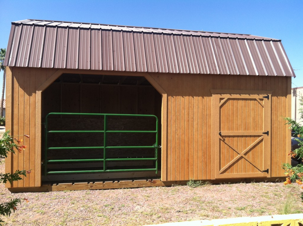 Tucson Portable Horse Barns 520 987 0111